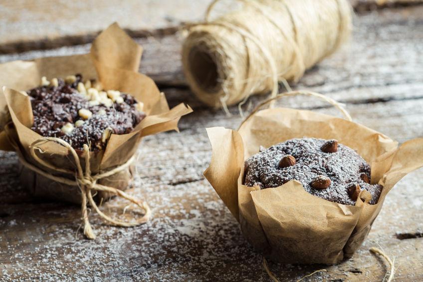 lactosevrije muffins