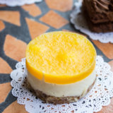Mango Ginger Cream